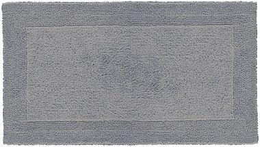 Batex Badteppich Duo-Flor grau ca 65X120cm