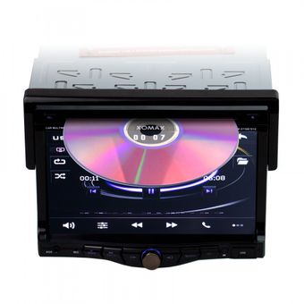 "XOMAX XM-DTSB7010 18cm/7"" DVD-Moniceiver Autoradio BLUETOOTH – Bild 4"