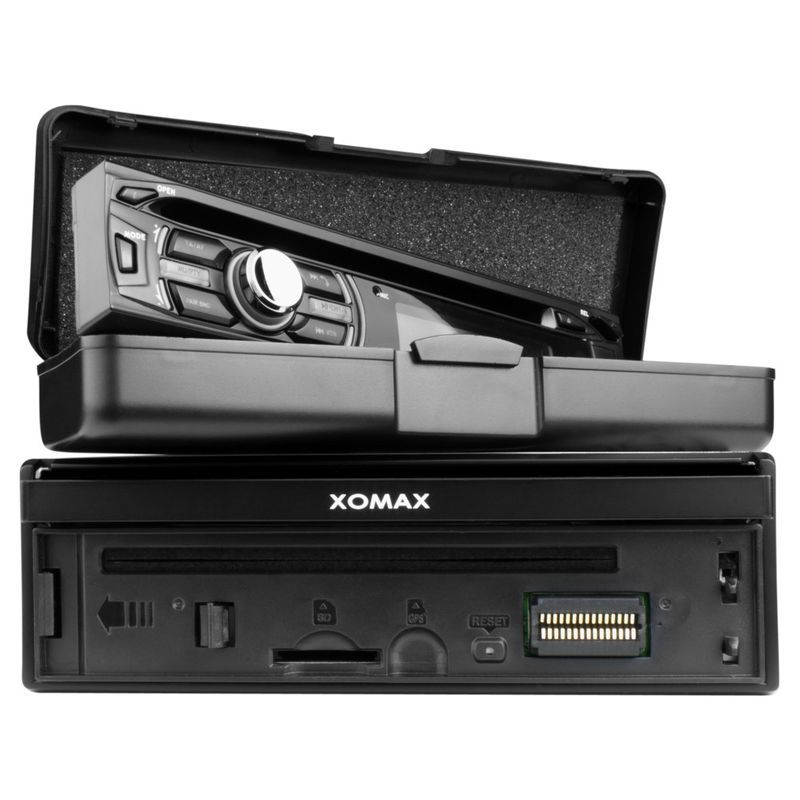 "XOMAX XM-DTSB925 18cm/7"" DVD-Moniceiver USB SD BLUETOOTH (B-Ware) – Bild 4"