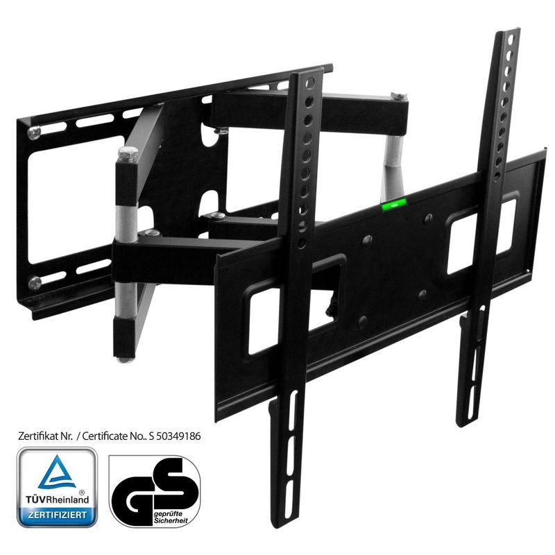 XM-WH105 XOMAX Flachbildschirm TV Wandhalterung – Bild 1