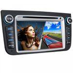 """XOMAX XM-01S: 18cm/7"""" Naviceiver Autoradio mit DVD-Laufwerk und BLUETOOTH, passend für SMART 001"""
