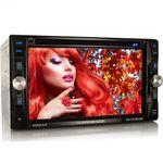 "XOMAX XM-2DTSB6209 15,7cm/6,2"" DVD-Moniceiver Autoradio BLUETOOTH (C-Ware) 001"