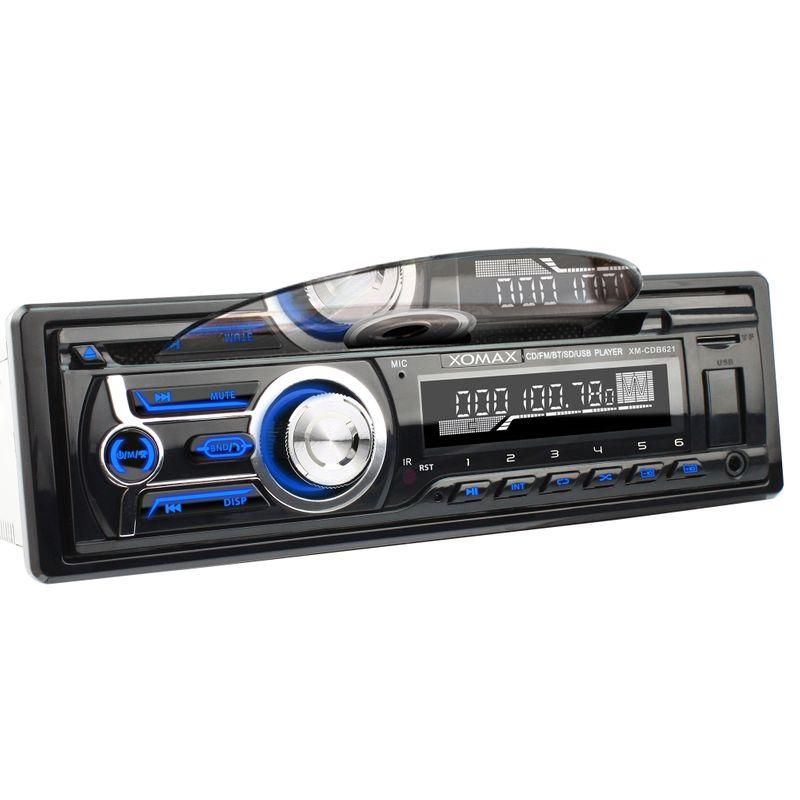 XOMAX XM-CDB621 CD Autoradio mit USB und SD-Slot (B-Ware) – Bild 4