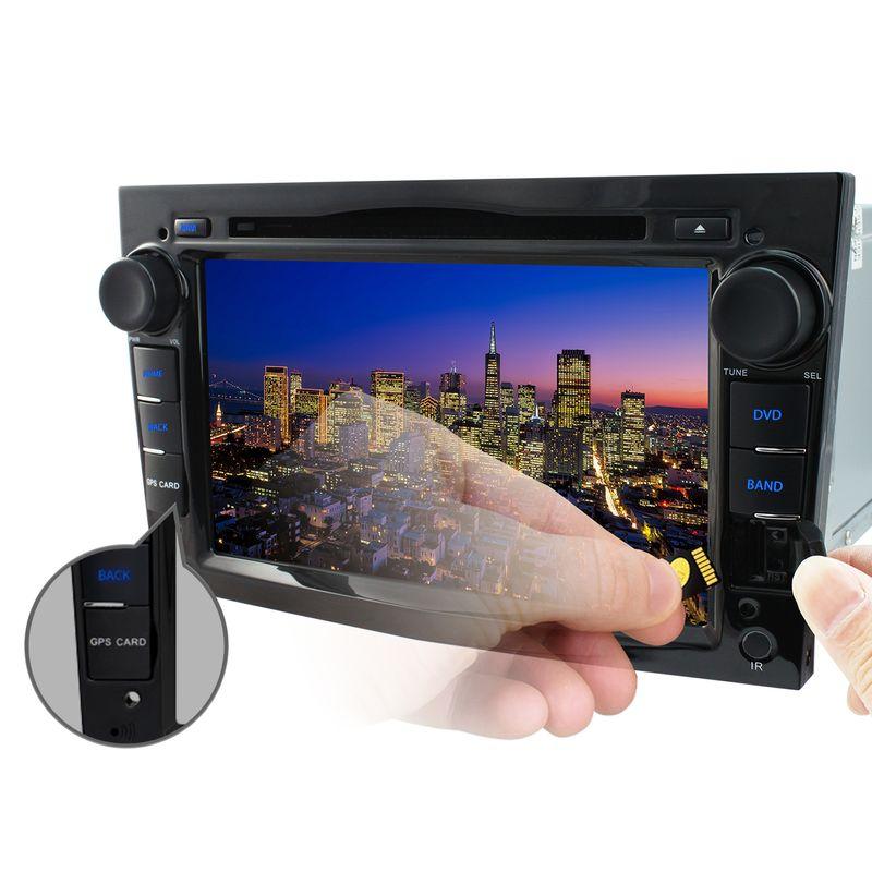 XOMAX XM-2DA703: 2DIN Navi Autoradio mit Android 6.0.1, 7 Zoll Touchscreen Monitor, Bluetooth, SD und USB  (B-Ware) – Bild 4