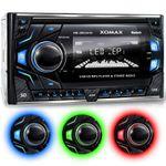 XM-2RSU419 2DIN Autoradio mit MicroSD, USB und Bluetooth 001