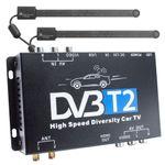 XOMAX XM-DVBT2-01 AUTO DVB-T2 Receiver 12V / 24V 001