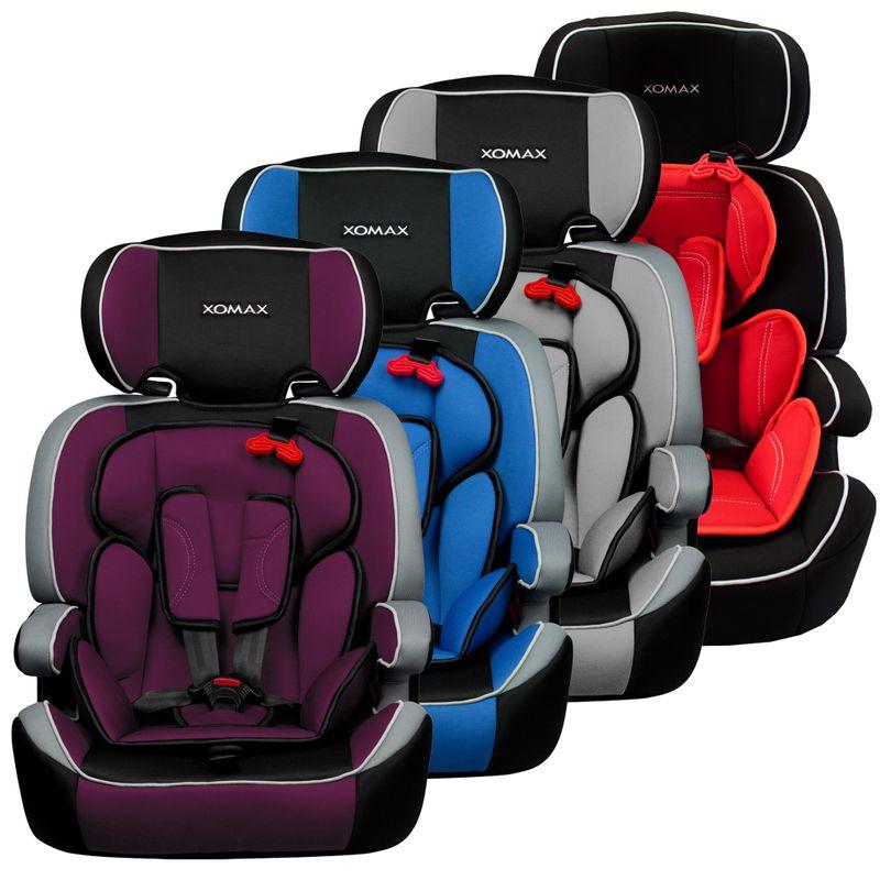 Kindersitz 4 Varianten – Bild 2