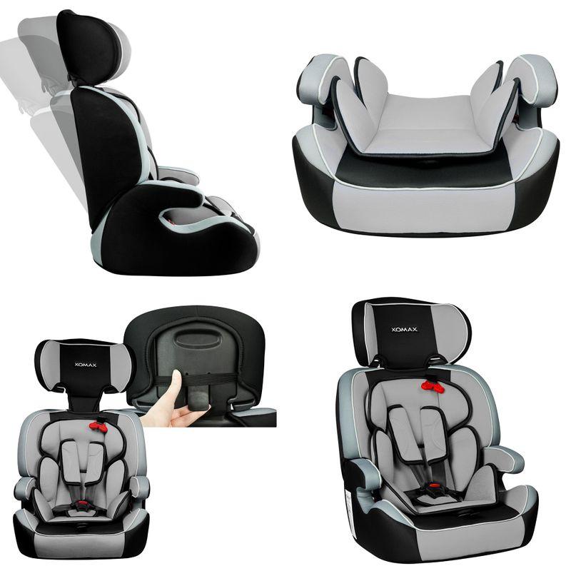 Kindersitz 4 Varianten – Bild 8