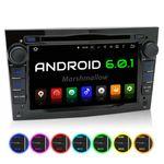 XOMAX XM-2DA703: 2DIN Navi Autoradio mit Android 6.0.1, 7 Zoll Touchscreen Monitor, Bluetooth, SD und USB  (B-Ware) 001
