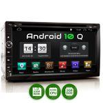 XOMAX XM-2DA758: 2DIN Autoradio mit Android 10 Navi 6,9 Zoll Touchscreen Monitor, Bluetooth, SD und USB   001