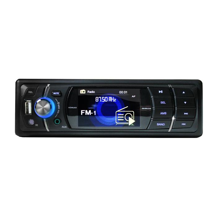 XOMAX XM-VRSU306 7,6cm/6'' USB/SD-Moniceiver (B-Ware) – Bild 4