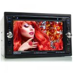 "XOMAX XM-2DTSB6209 15,7cm/6,2"" DVD-Moniceiver Autoradio BLUETOOTH (B-Ware) 001"