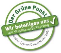 Online Label - Der Grüne Punkt - Drakensberg