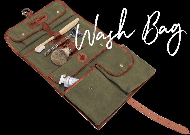 DRAKENSBERG Ikone Bestseller Wash Bag rollbarer Kulturbeutel Kulturtasche Necessaire