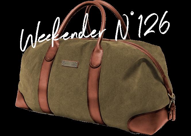 Weekender N° 126