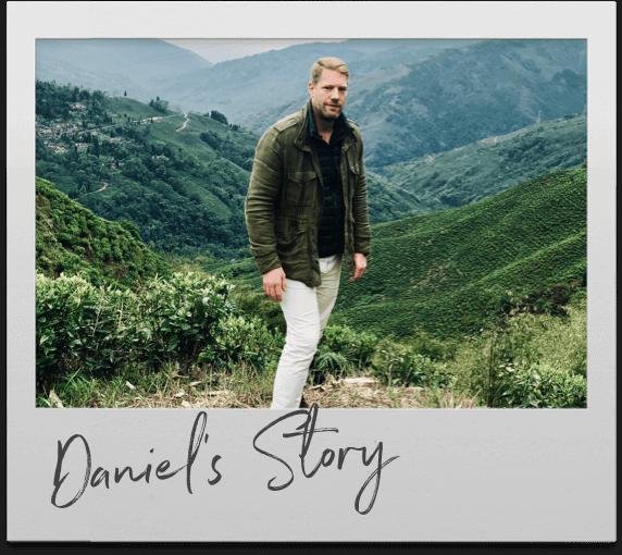 Daniels Tea Adventure in Darjeeling