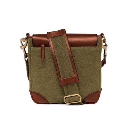 Cross Body Bag - green