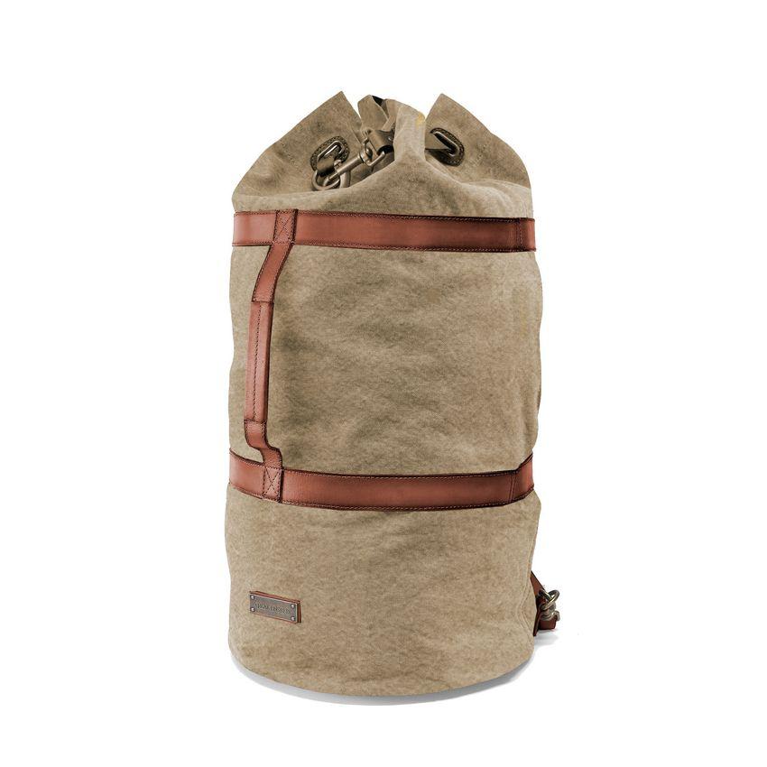 Duffel Bag - Beige