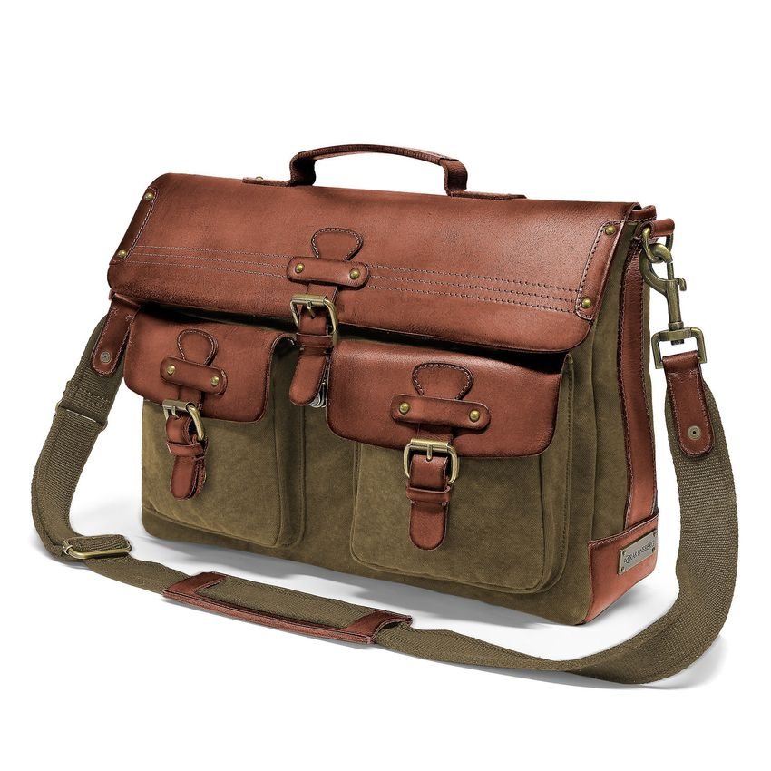 Messenger Bag - green