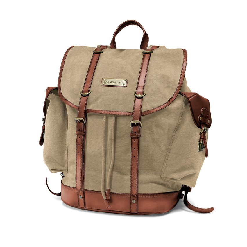 Backpack - Beige
