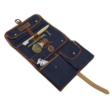 KIMBERLEY - Wash Bag - Navy Blue
