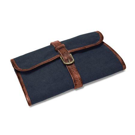 Wash Bag - Navy-Blue
