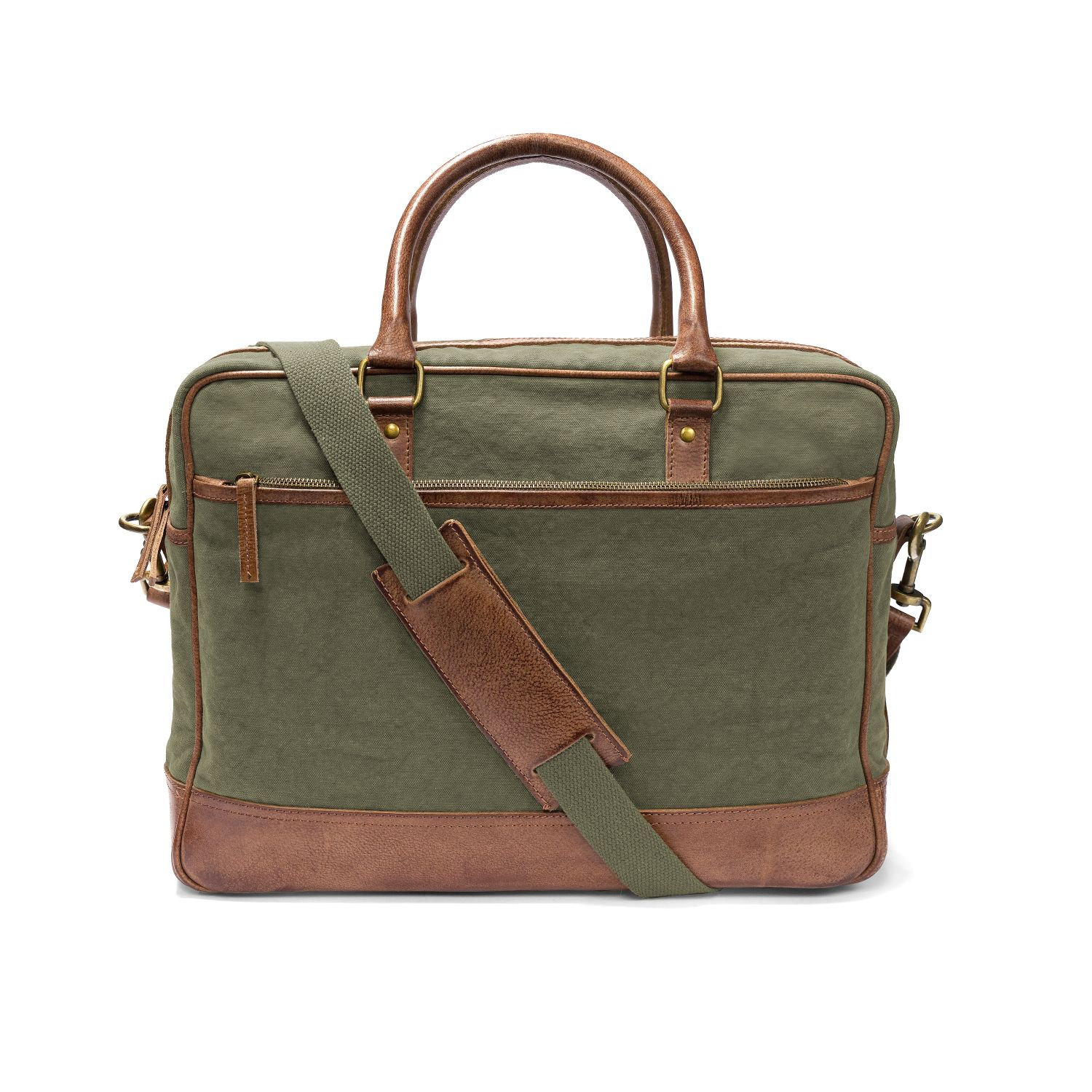 85aedf6442b21 KIMBERLEY - Travel Briefcase - Green Bags Briefcases
