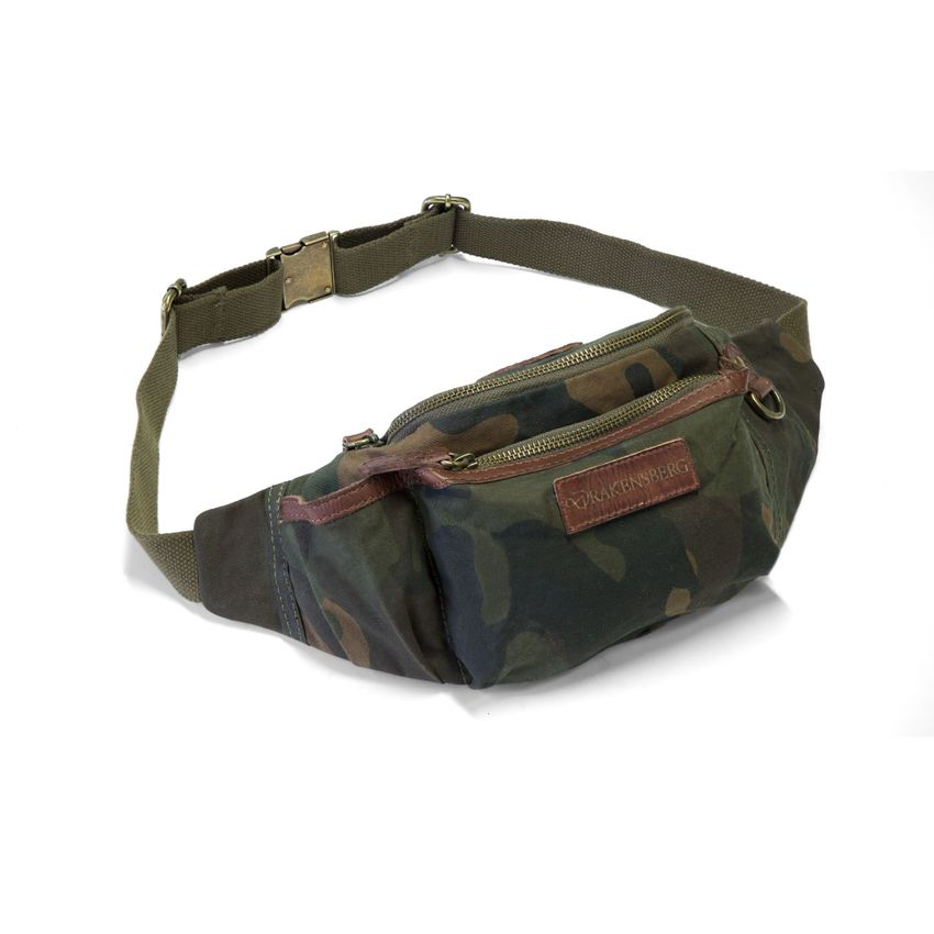 KIMBERLEY - Belt Bag - Camo