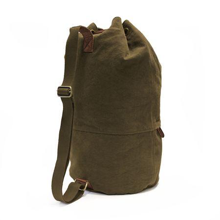 Light Duffel Bag - green