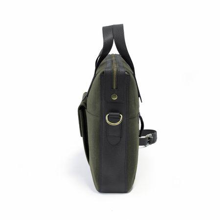 LAMOND - Briefcase - Green