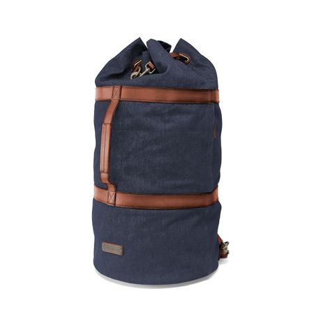 KIMBERLEY - Duffel Bag - Denim Blau