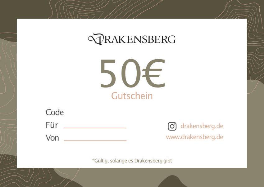 Coupon - 50 Euro