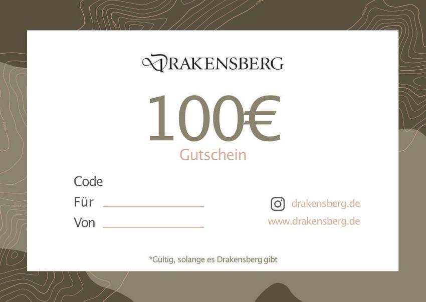 Download-Geschenk-Gutschein - 100 Euro