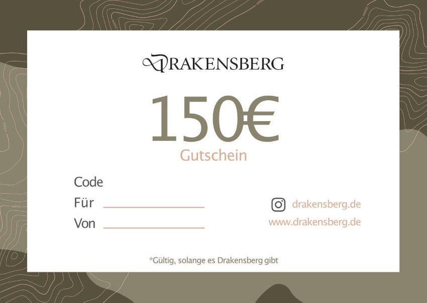 Download-Geschenk-Gutschein - 150 Euro