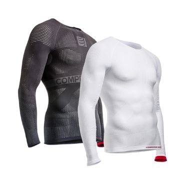 Multisport ON/OFF Shirt longsleeve Compressport – Bild 1