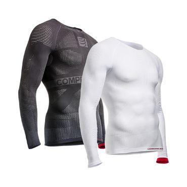 Multisport ON/OFF Shirt longsleeve Compressport – Bild 1