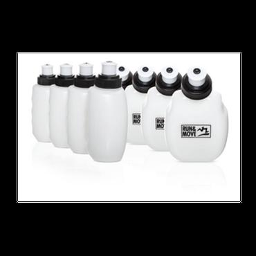 4 Ersatzflaschen Laufgürtel 125ml / 175ml