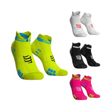 Pro Racing Socks V3.0 Run / Low Compressport – Bild 1