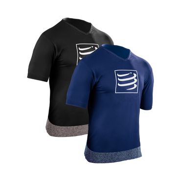 Training T-Shirt Compressport  – Bild 1