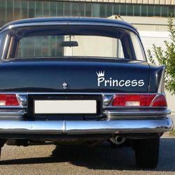 Autoaufkleber Princess Aufkleber Für Auto Tuning Oder Als