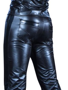 Shawn - Herren Wetlook Hose 001