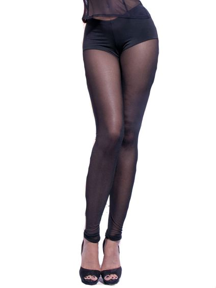 Transparente Leggings NEELA