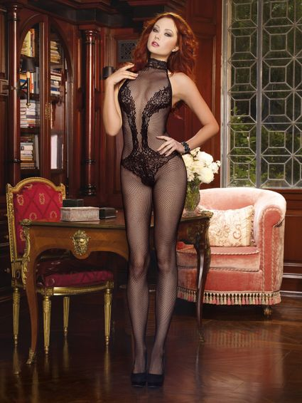 Marrakesh Bodystocking - Schwarz
