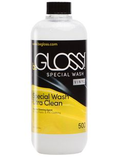 beGLOSS Special Wash VINYL 500 001