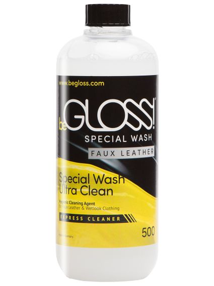beGLOSS Special Wash FAUX LEATHER 500