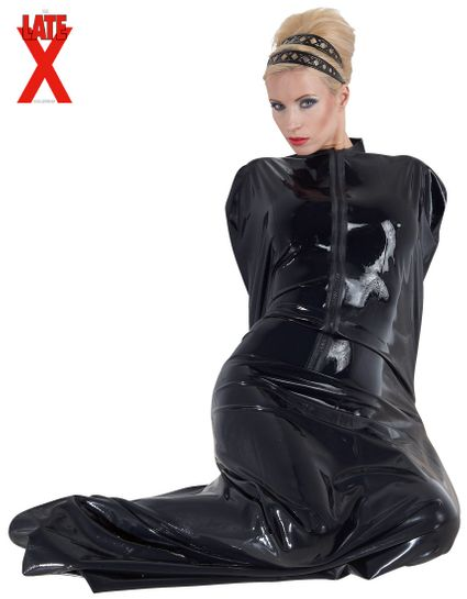 Latex-Sauna-Sack