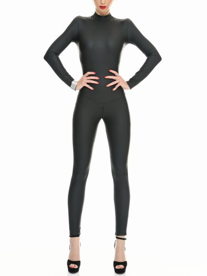 Neopren Wetlook Catsuit Overall