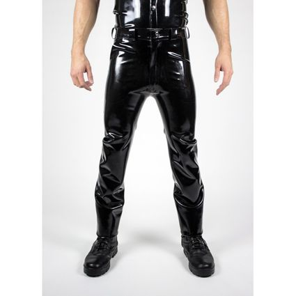 Latex Heavy Jeans