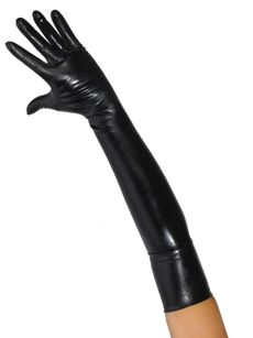 Styleplanet Latexhandschuhe lang 001