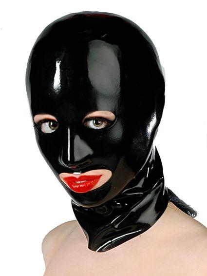 Latex Gummi Maske – Bild 1